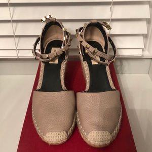 NEW Valentino Wedge Sandals
